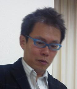 Mr.ニンニン 藤川哲也さん